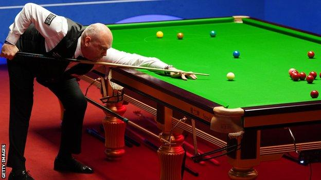 World Snooker Championship: Stuart Bingham fights back to lead Mark Selby, Wilson heads Murphy thumbnail