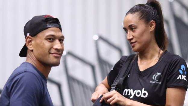 Maria Folau: Netball star will not be punished for social media support of husband