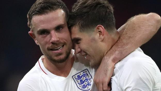 101108209 henderson stones pa - World Cup 2018: England no longer going to advance support support in neighborhood stages - FA's Ashworth