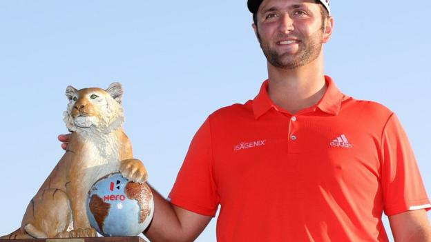 Jon Rahm wins Hero World Challenge as Justin Rose misses out on return to number one thumbnail