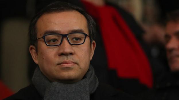 Coronavirus: Wolves chairman Jeff Shi warns fans not to 'underestimate' virus thumbnail
