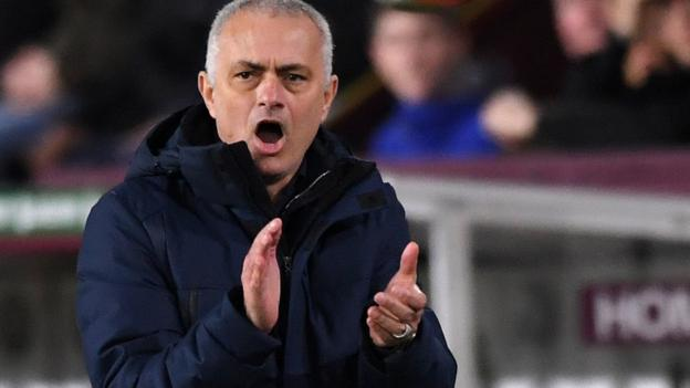 'Going downhill fast' for a year - so are Spurs' problems Mourinho's fault?