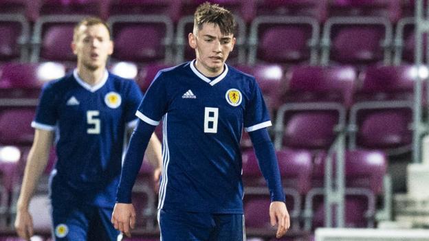 Scotland U21 0-1 Greece U21: Scot Gemmill's side drop to third after Greece defeat