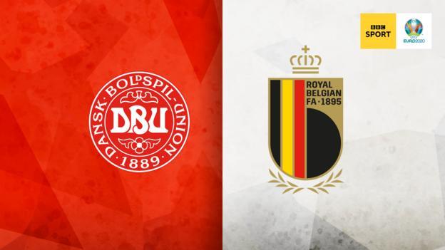 Denmark v Belgium