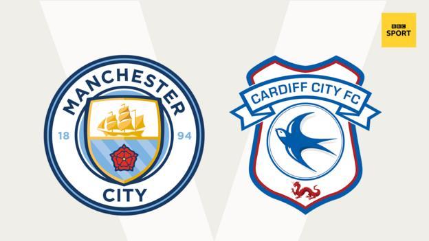 Man City v Cardiff