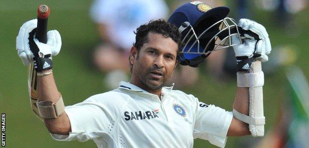 India legend Sachin Tendulkar