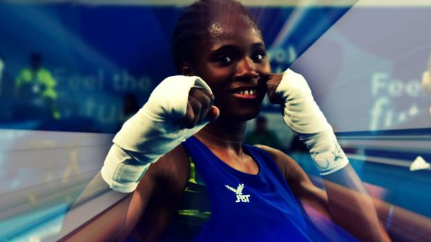 Caroline Dubois: Youth Olympic champion a star to cherish say Costello & Bunce thumbnail