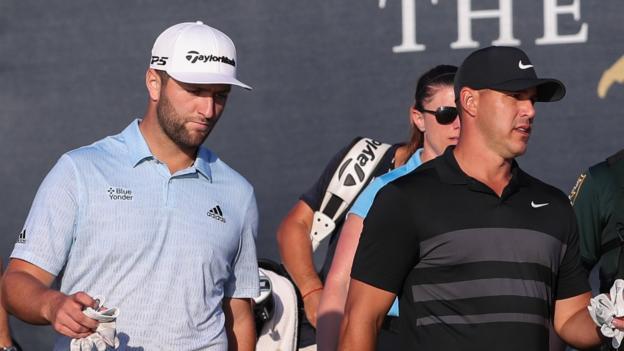 Premier Golf League in doubt as Brooks Koepka and Jon Rahm commit to PGA Tour thumbnail