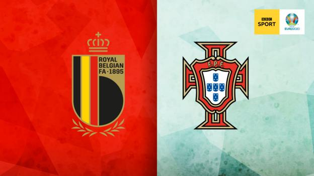 Bélgica vs Portugal