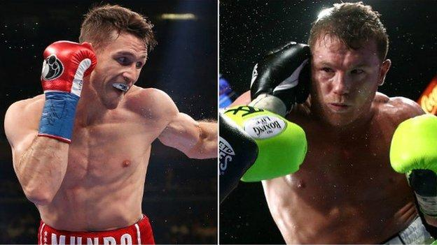 Saul 'Canelo' Alvarez to fight Briton Callum Smith on 19 December thumbnail
