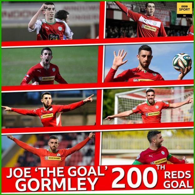 Gormley goals