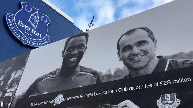 Lukaku and Martinez
