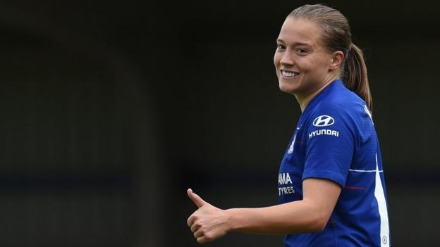 Chelsea Women 6-0 Bristol City Women: Fran Kirby & Beth England score hat-tricks thumbnail