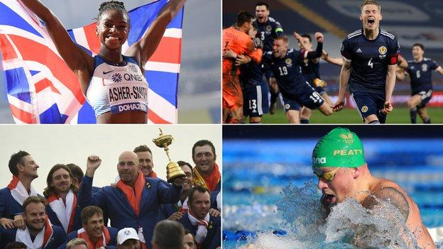 Sport in 2021 quiz: Test your knowledge on the events in this year's sporting calendar thumbnail