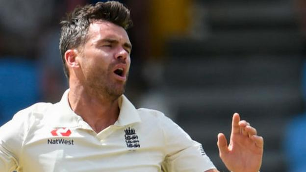 England v Ireland: James Anderson ruled out of Lord's Test but Jason Roy & Olly Stone to make debuts thumbnail