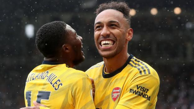 Newcastle 0-1 Arsenal thumbnail