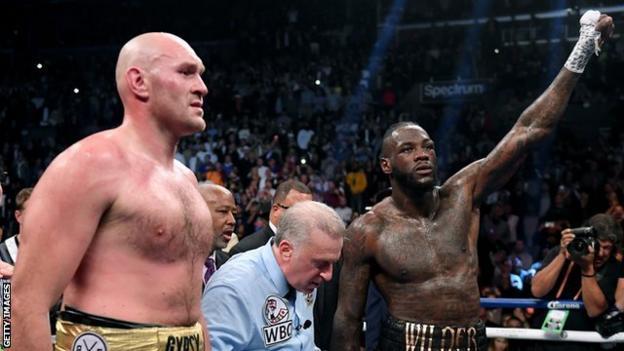 Tyson Fury & Deontay Wilder