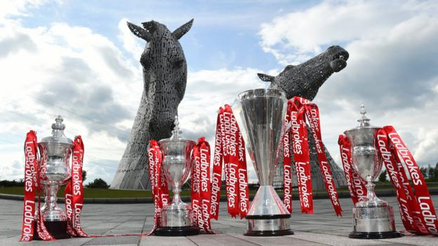 SPFL clubs have 28 days to vote on plan to end lower league season