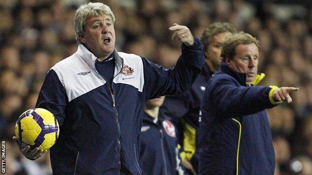 Steve Bruce and Harry Redknapp have frequently been in opposite dug-outs