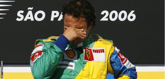 Felipe Massa, 2006