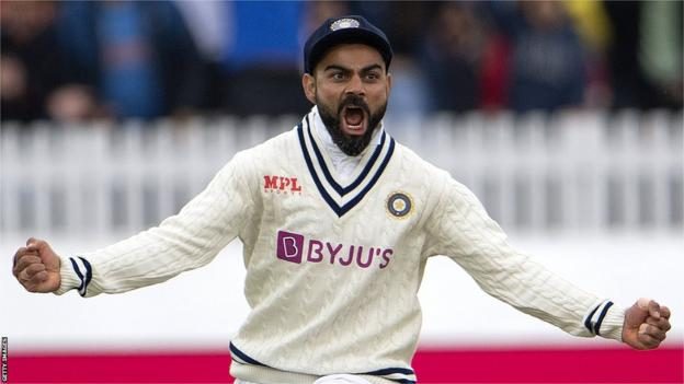 England v India: Virat Kohli faces questions over batting and captaincy -  BBC Sport