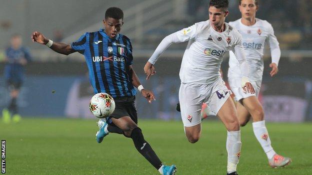 Man Utd Transfer News Amad Traore Atalanta Winger In Talks To Sign For United Bbc Sport