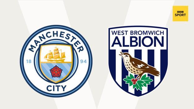 Man City v West Brom