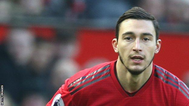 Matteo Darmian won the FA Cup and Europa League during his time with Manchester United
