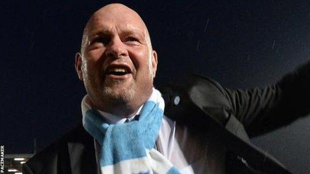 David Jeffrey guided United to their best league finish for 40 years in 2019