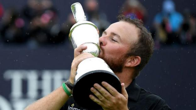 The Open 2019: Shane Lowry's Royal Portrush win seals first major