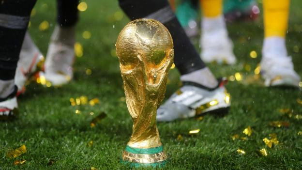 2022 World Cup: Cameroon to meet Ivory Coast in qualifiers - BBC News