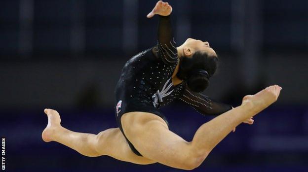 Claudia Fragapane
