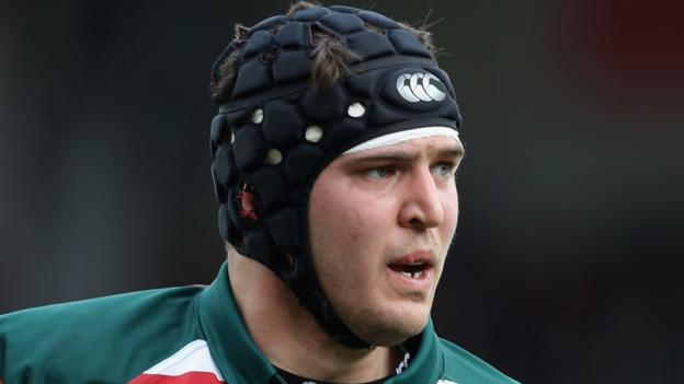 Joe Maksymiw: Dragons sign Wales-qualified lock from Connacht