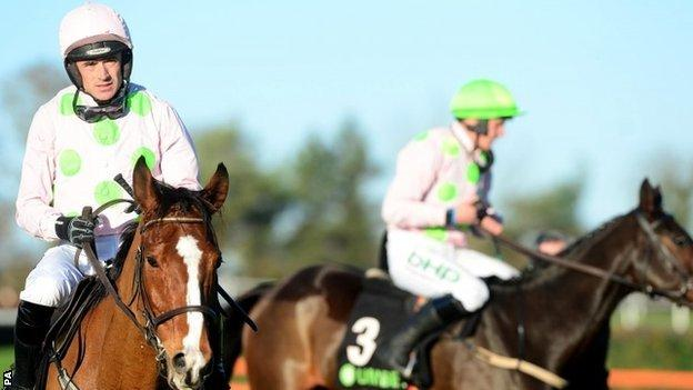 Ruby Walsh after finishing second on Sharjah to the Paul Townend-ridden Sharjah