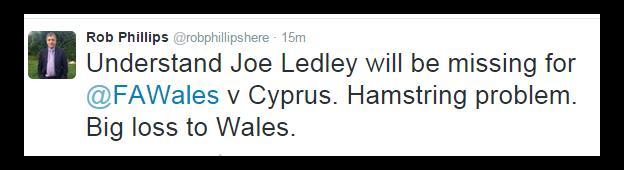 Rob Phillips tweet