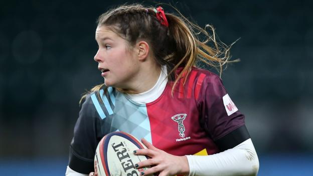 Quins Women beat Leinster to make history at Twickenham thumbnail