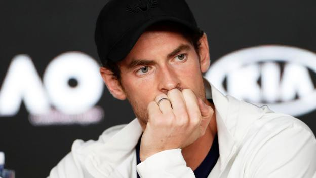 Andy Murray to decide on further hip surgery in a 'week or two' thumbnail