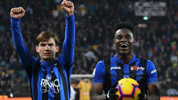 Marten de Roon: 'The Wavebreaker' helping Serie A's top scorers ...