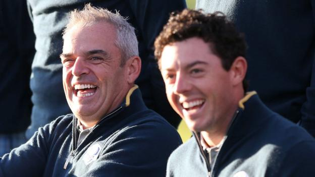 Rory McIlroy's plan to reduce European Tour events disappoints Paul McGinley