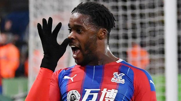 Crystal Palace 1-0 Bournemouth: Ten-man hosts into fifth after Jeffrey Schlupp's winner thumbnail