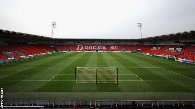 Keepmoat Stadium Doncaster Rovers