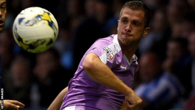 Reading defender Andrew Taylor