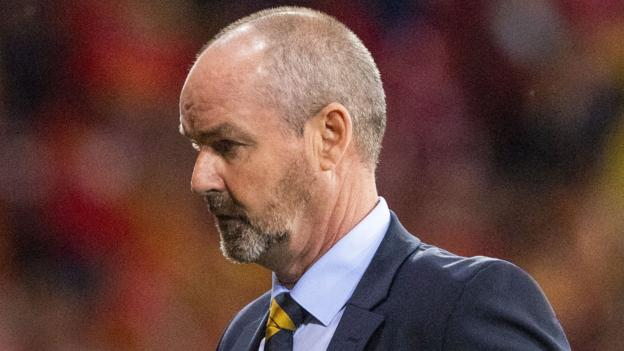 Scotland: Steve Clarke wants third place to build play-off momentum