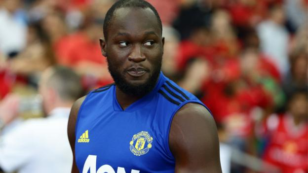 Romelu Lukaku: Man Utd reject £54m Inter Milan bid thumbnail