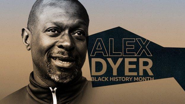 Alex Dyer