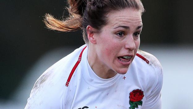Wales v England: Injured Emily Scarratt misses Womens Six Nations match thumbnail