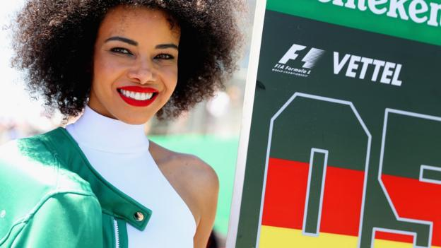 Formula 1: 'Grid girls' will not be used at races this season