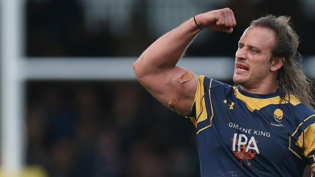 Anton Bresler: Worcester Warriors lock agrees contract extension thumbnail