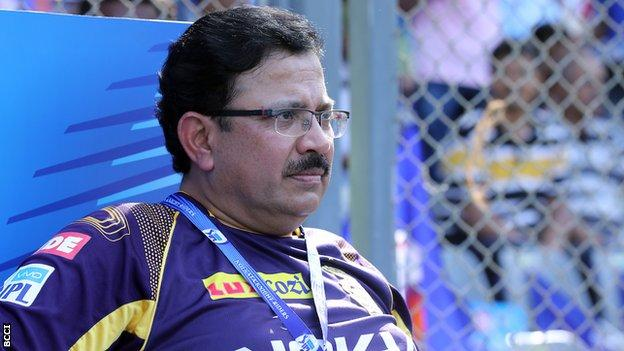 Kolkata Knight Riders CEO Venky Mysore