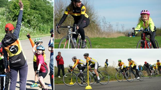 Hillingdon Slipstreamers cycling club